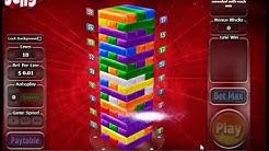 Jenga Slots Magic Blocks Jackpots & Layer Bombs Bonus