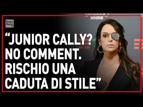 GESSICA NOTARO SULLE DICHIARAZIONI DI JUNIOR CALLY ► 'Non commento, rischio caduta di stile'