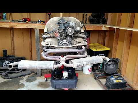 1835cc vw engine tear down Surprise Whats inside shocking Teenager OMG really