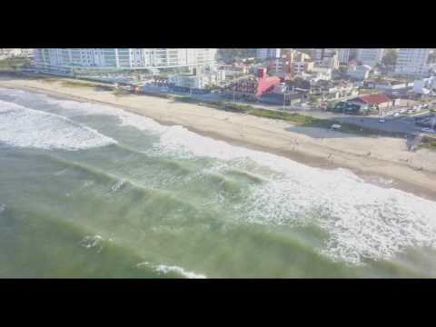 Praia Brava From Above