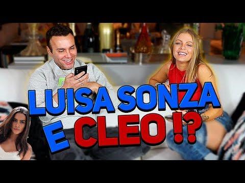 LUÍSA SONZA E CLEO !? | #HottelMazzafera