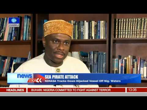NIMASA Tracks Down Hijacked Vessel Off Nigerian Waters