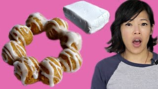🇯🇵 Mochi TOFU Donuts - Pon de Ring - Recipe & Taste Test