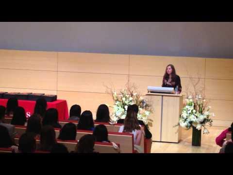 Design Strategy Parsons 2014 Commencement Speech