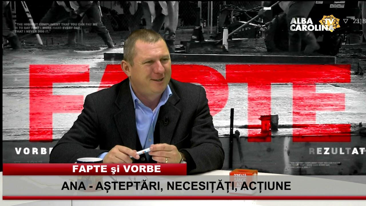 ANA= Asteptari, necesitati, actiune. Mircea Trifu - președinte ANA