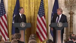 Turning 70, NATO's head to address US Congress