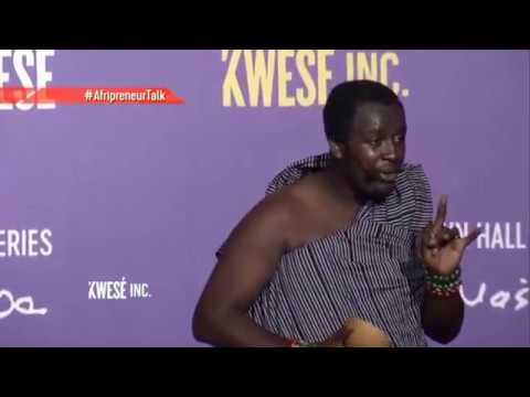 Kwese Inc Entrepreneur Town Hall Africa Series - Ghana