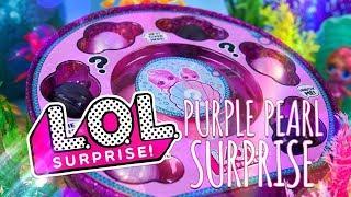 Unbox Daily: LOL SURPRISE Purple Pearl Surprise Limited Edition