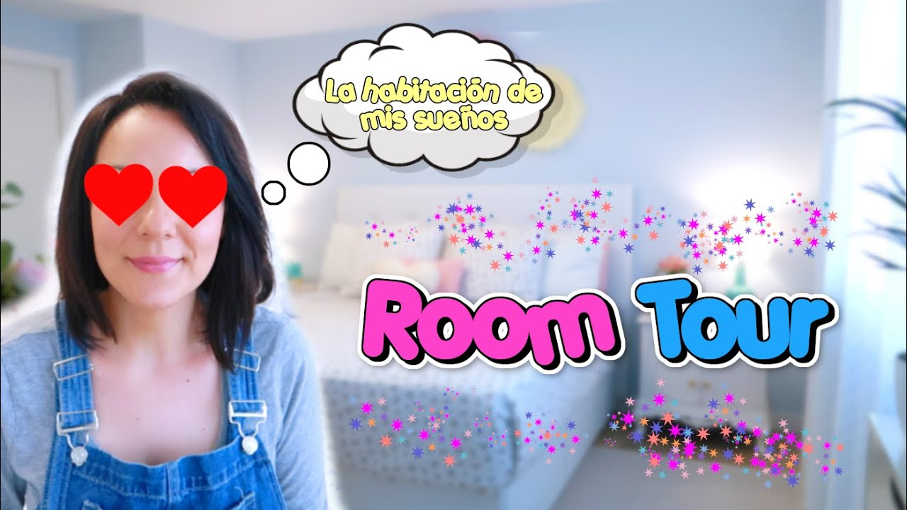 Room Tour 2021 - te enseño mi cuarto - El Mundo de isa Decorando mi casa Nueva!