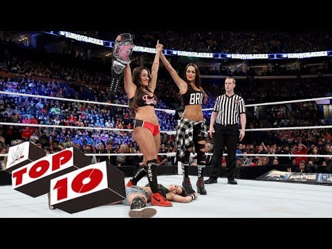 Top 10 Nikki Bella Matches