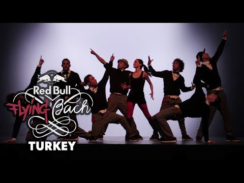 When breakdance meets classical music - Red Bull Flying Bach rocks Turkey