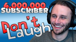 Try Not to Laugh Challenge | 4,000,000 Subscribers