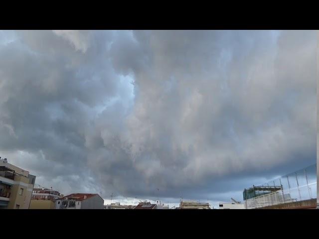 L'agost, mes tempestuós per antonomàsia - Badalona - Agost 2020