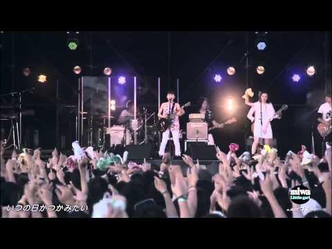 ☆miwa ♪Faith +歌詞 @ Tokyo 2014【HD】