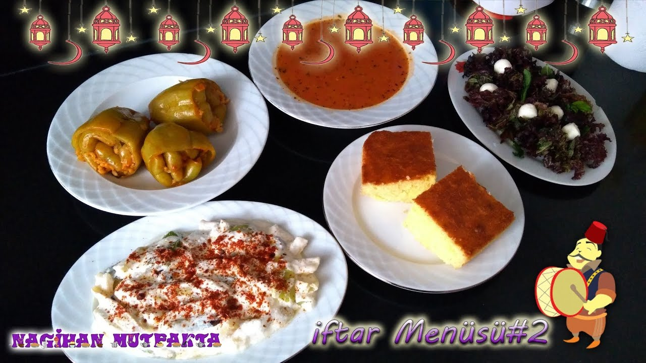 Iftar yemek tarifleri