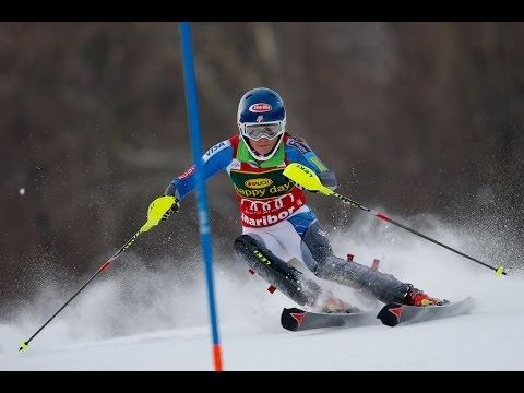 Mikaela Shiffrin • Let's Dance Again • 2013/2014 [HD]