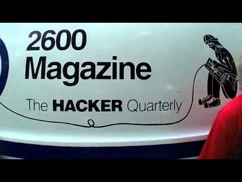 2600 Magazine at Maker Faire NYC, 2011