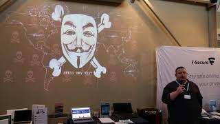 F-Secure Presentation @ NewTech
