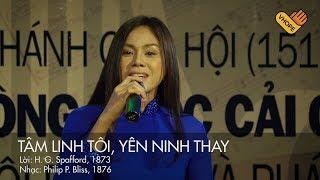 VHOPE | Thánh Ca 277: Tâm Linh Tôi, Yên Ninh Thay - Nenita | Live Concert