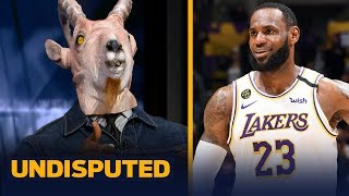 Shannon Sharpe reacts t๐ LeBron's clutch performance in Lakers win over Celtics | NBA | UNDISPUTED