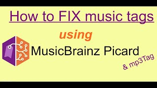 how-to-fix-music-tags-using-musicbrainz-picard