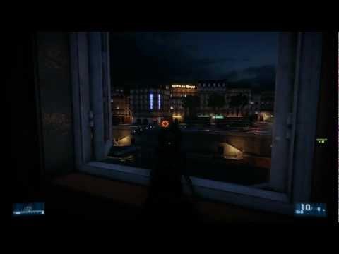 Let's Play Battlefield 3 Coop #8 - Paris, wir räumen auf!