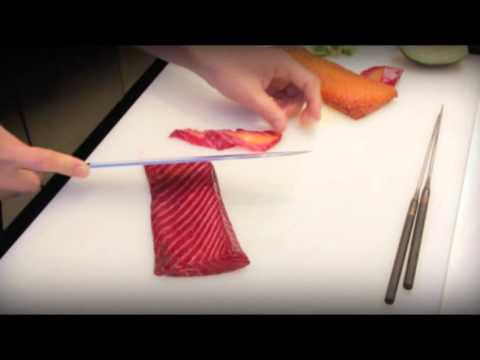 LILLE ASIA HEGDEHAUGSVEIEN 31, various sushi, rainbow maki, caterpilar roll