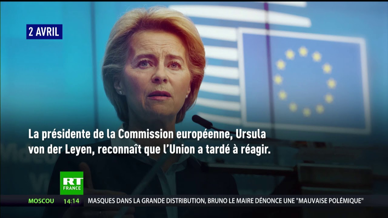 La désunion de l'UE au révélateur de la crise du coronavirus