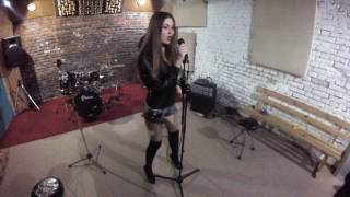 "Анечка "" Living on my own "" Queen cover (Official Video)"
