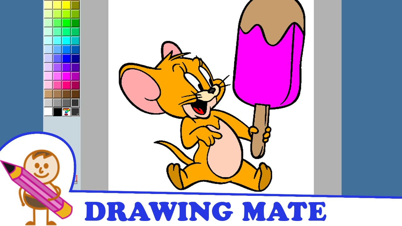 Tom and jerry online coloring games - Tom And Jerry Coloring Pages Coloring Book Kolorowanki Malowanki Dla Dzieci Tom I Jerry Youtube