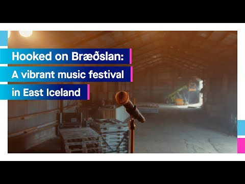 The spirit of Iceland: Bræðslan music festival in East Iceland | Icelandair