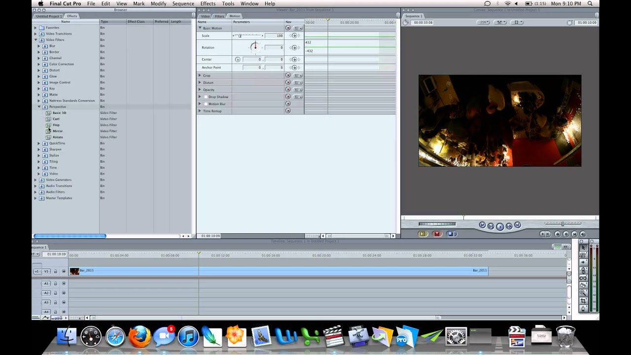 How to flip a video in fcp youtube how to flip a video in fcp ccuart Gallery