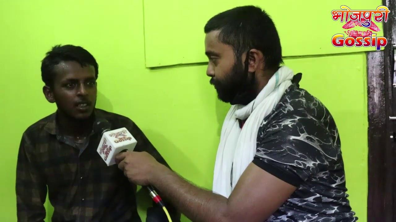 मिर्जापुर का यह लड़का भोजपुरी एल्बम में कर पायेगा धमाका