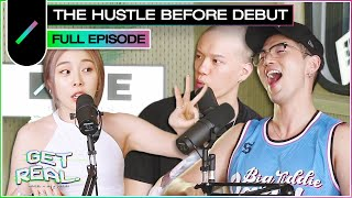 The Hustle Before Becoming Idols w/ Ashley Choi, BM (KARD), and Peniel (BTOB) I Get Real Ep. #4