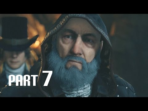 Assassins Creed: Unity - Gameplay Walkthrough - Part 7 - Assassinate Lafreniere