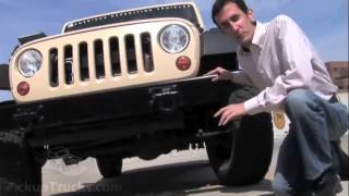 American Expedition Vehicles Jeep J8 MILSPEC - Bob_Lutz