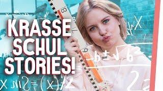 STORYTIME | Kelly & Sturmwaffel erzählen TOP SECRET Schulstories! | GMI