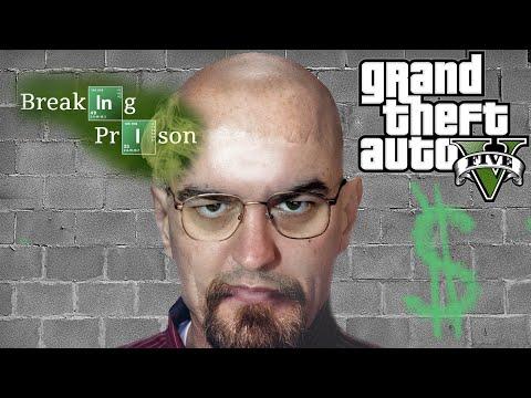 Breaking Prison /// GTA Online Heist