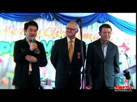 Pattaya Sports Club Xmas Party