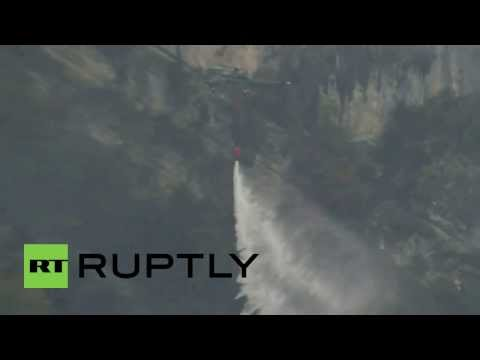 EXCLUSIVE: Switzerland: Air Force fighter jet crashes into mountain