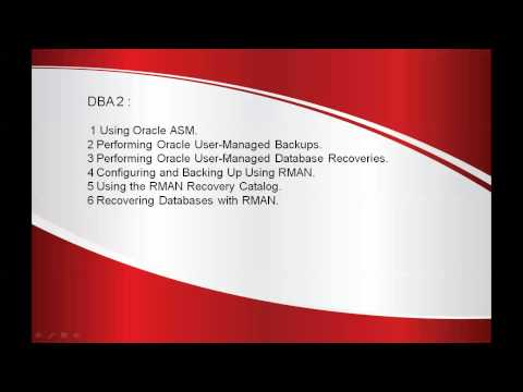 دورة اوراكل DBA في الاردن Oracle DBA Course In joury soft - Jordan