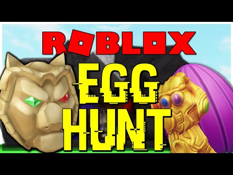 ROBLOX EASTER EGG HUNT FULL INFORMATION| VIDEO STAR EGG 2019