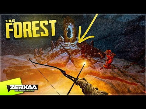 The Alternate ENDING To The Forest! (The Forest #16)