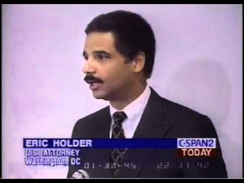 Holder Says People Need to be Brainwashed