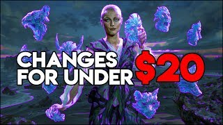 How to Improve Adaptive Enchantment - Edit your deck for under $20!! (MTG Commander 2018)