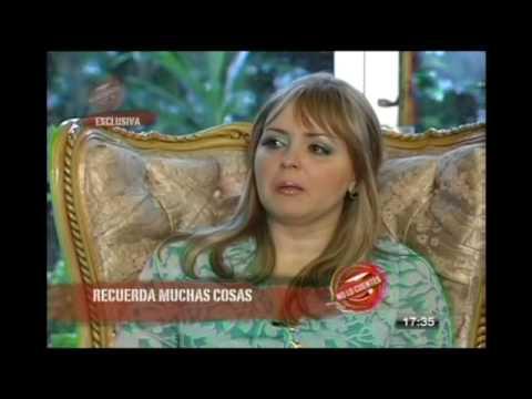 Daniela Spanic Entrevista con Ivonne Chavez Parte  1