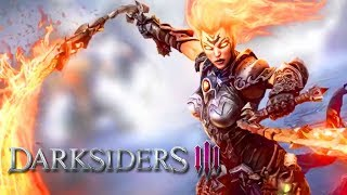 Darksiders 3 - Official Gameplay Trailer 2018 (PS4/XBOX ONE/PC)