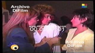 DiFilm - Patricia Palmer y Silvia Montanari - Nominados a los Premios Martin Fierro (1995)