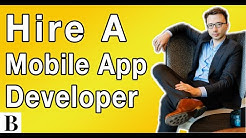How To Hire A Mobile App Developer (Step-By-Step)