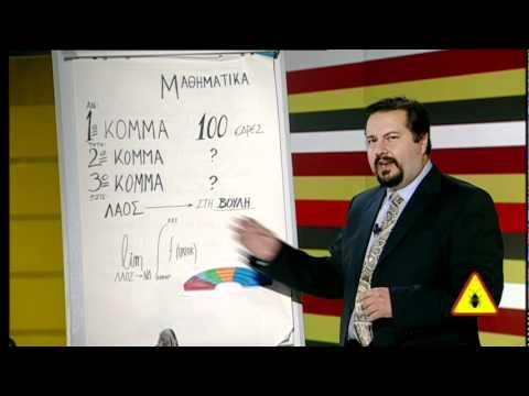 Συντέλεια - Τα θέματα το Πανελληνίων Εξετάσεων.mov
